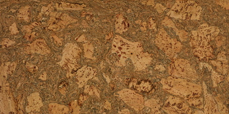 <p>A more intensely contrasted version of Cleopatra. Its deep black rivulets are dramatic with vivid stains and also very effective with highly saturated stains.</p>